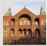 In the original red brick building on Brownlow Hill is the office for The 'Return' Project